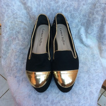 Sapato Flatform Carmen Steffens Diferente