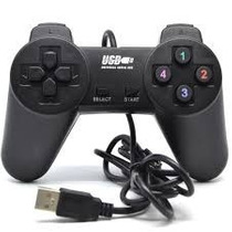 Controle Joystick Usb Universal Para Pc Notebook Game Prince