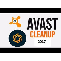 Avast Cleanup 2017 - 1 Ano 2 Pc