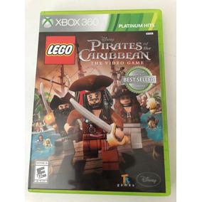 Lego Piratas Do Caribe Para Xbox360