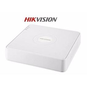 Dvr 8 Canales Hikvision Análogo Ds-7108-hwi (oferta)