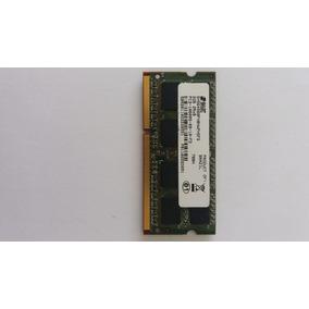 Memória Notebook 2gb 2rx8 Pc3 10600s 09 10 F2