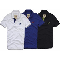 Kit Atacado/revenda 10 Camisas Polo Masculina 100% Qualidade