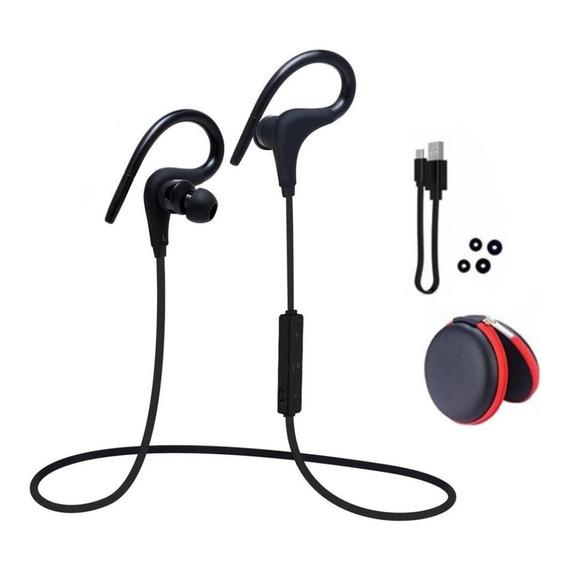 Auriculares Bluetooth Celular Inalambrico Deportivos In Ear Running Android iPhone Manos Libres Microfono