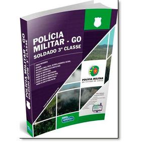 Polícia Militar: Goiás - Soldado 3ª Classe