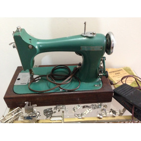 Maquina De Costura Antiga General Eletric Model 40 +manual+.