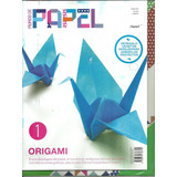 Mundo De Papel Origami 1 Con Set De Papeles Regalo Excelente