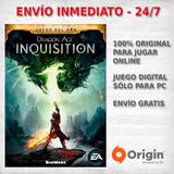 Dragon Age Inquisition Goty Juego Pc Original Digital