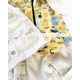 Kit Safari/mickey Roupa Completa + Blusa Social + Chapéu