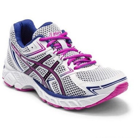 Tenis Asics Mujer Gel Equation Running Gym Ejercicio Correr