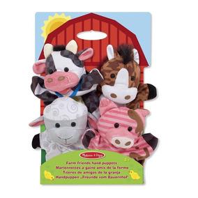 Farm Hands Animal Puppets
