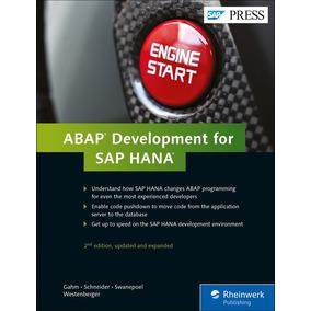 Libro Abap Development For Sap Hana