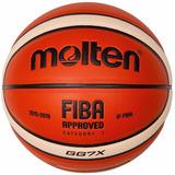 Pelota Molten Gg7x Basket Basquetball Oficial Fiba Original