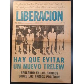 Revista Liberación 1973 Numero 2 Trelew