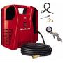 Compresor Aire Einhell 1.5hp S/aceite Inflador Portatil+kit