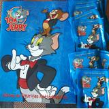 Album De Figuritas De Tom Y Jerry Más 24 Paquete Cerrados