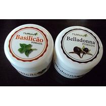 Beladona E Basilicão Pomada Qualidade Garantida Multnature!!