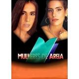 Dvd Novela Mulheres De Areia Digital 28 Dvds Viva Completa