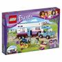 Lego Friends 41125 Horse Vet Trailer Building Kit 370 Pz