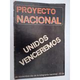 Revista Proyecto Nacional Nº 1