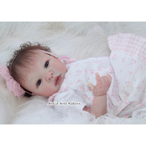 Bebê Reborn Real Menina Linda E Fofa Mercado Livre