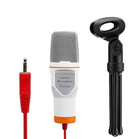 Micrófono Condensador Profesinal Youtuber Skype Radio