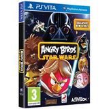 Angry Birds Star Wars Psvita Nuevo Sellado