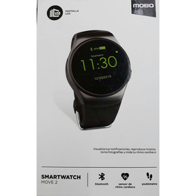 Reloj Inteligente Mobo Smartwatch Económico Barato