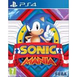 Sonic Mania Ps4 Juga Con Tu Perfil * Egames