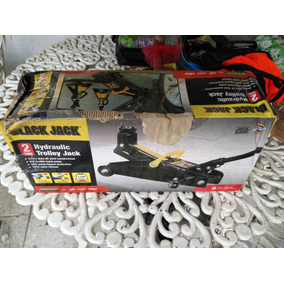 Gato Hidraulico Black Jack (2 Ton.)