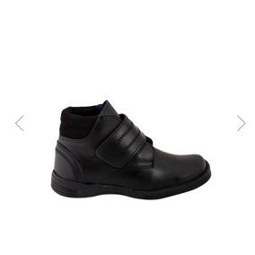 Zapato Escolar Mirage Color Negro 179645 Pit-18