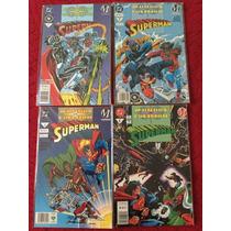 Superman Mundos En Colision Vid
