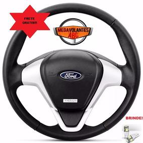 Volante Ford Titanium Com Cubo Escort 97 A 03 Fiesta Ka 95