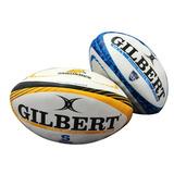 Pelota Rugby Nº5 Gilbert Replica Selecciones Y Clubes