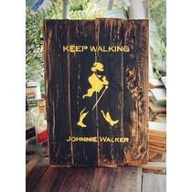 Letrero Johnnie Walker Whisky