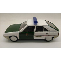 Auto 1:43 Citroën Bx Jet-car Norev Milouhobbies Ac339