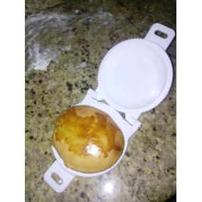 Molde Para Salgados/hamburguer 12cm X 3cm