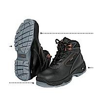 Botin Industriales Zapatos Dielectrico Casquillo Polliamida