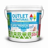 Latex Pintura Premium Exterior 20 Mejor Q Sherwim Simil Alba