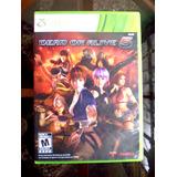 Dead Or Alive 5 - Xbox 360 Perfecto Estado