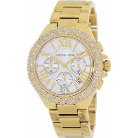 6db8e688d6068 Banha De Tatu - Relógio Michael Kors Feminino no Mercado Livre Brasil