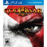 God Of War 3 Ps4 Original 2 Aluguel 10 Dias