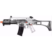 Marcadora Airsoft Pistola H6k G36c 6mm