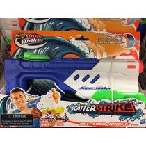 Pistola Agua Nerf 5 Chorros A La Vez 591ml 10mts Hasbro