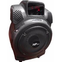 Corneta Amplificada Np-607 Con Microfono