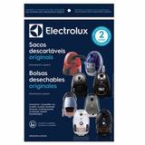 Bolsa Para Aspiradora Px3 Unidades Eqp01 - Eqp02 Electrolux