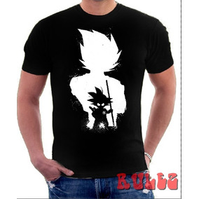 Camisas Camisetas Goku Dragon Ball Z Super Saiyajin