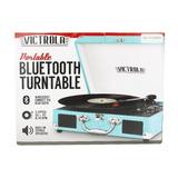 Tornamesa Victrola Bluetooth Portatil
