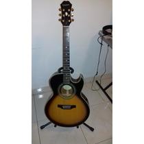 Guitarra Epiphone Pr 5e Electroacústica