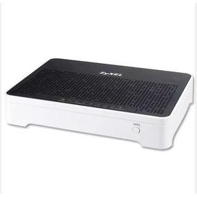 Modem Roteador 150 Mbps Antena 3dbi Zyxel Rj45 Wireless Adsl